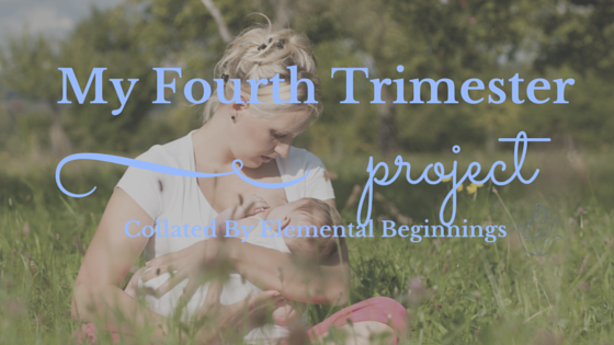 Submit your story to the My Fourth Trimester Project | Elemental Beginnings