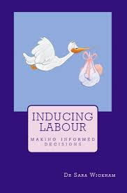 "Borrow ""Inducing Labour - making informed decisions""  For clients of Elemental Beginnings Adelaide Doula"