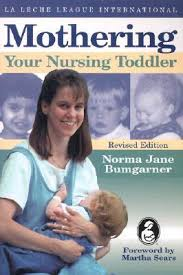 Breastfeeding a toddler book Available for borrowing by Adelaide doula clients of Elemental Beginnings