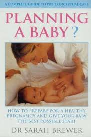 Planning A Baby? How to Prepare for a Healthy Pregnancy and Give Your Baby the Best Possible Start by Dr Sarah Brewer