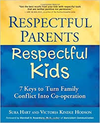 """respectful parents, respectful kids""  Available for borrowing by clients of Elemental Beginnings"