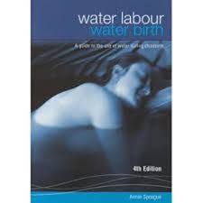Water birth book Available for borrowing by clients of Elemental Beginnings